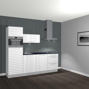 Rechte keuken 240